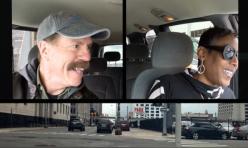 Lady Cab Driver - Oneita Jackson